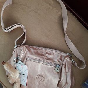 Kipling crossbody- medium handbag